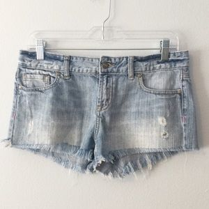 PINK Victoria's Secret Denim Cutoff Shorts ▪️